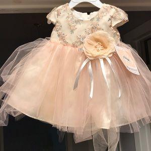 NWT Bonnie Baby 3-6m Dress